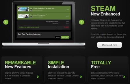Enhanced Steam