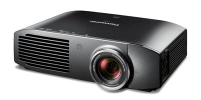 Panasonic ya tiene su proyector 3D puesto a punto para tu salón