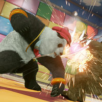 Kuma y Panda se suman a las sorpresas que traerá TEKKEN 7 en su versión para las consolas PS4 y Xbox ONE