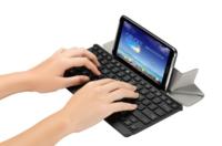Asus TransKeyboard, teclado con funda que hace las veces de soporte