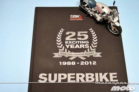 25 años SBK