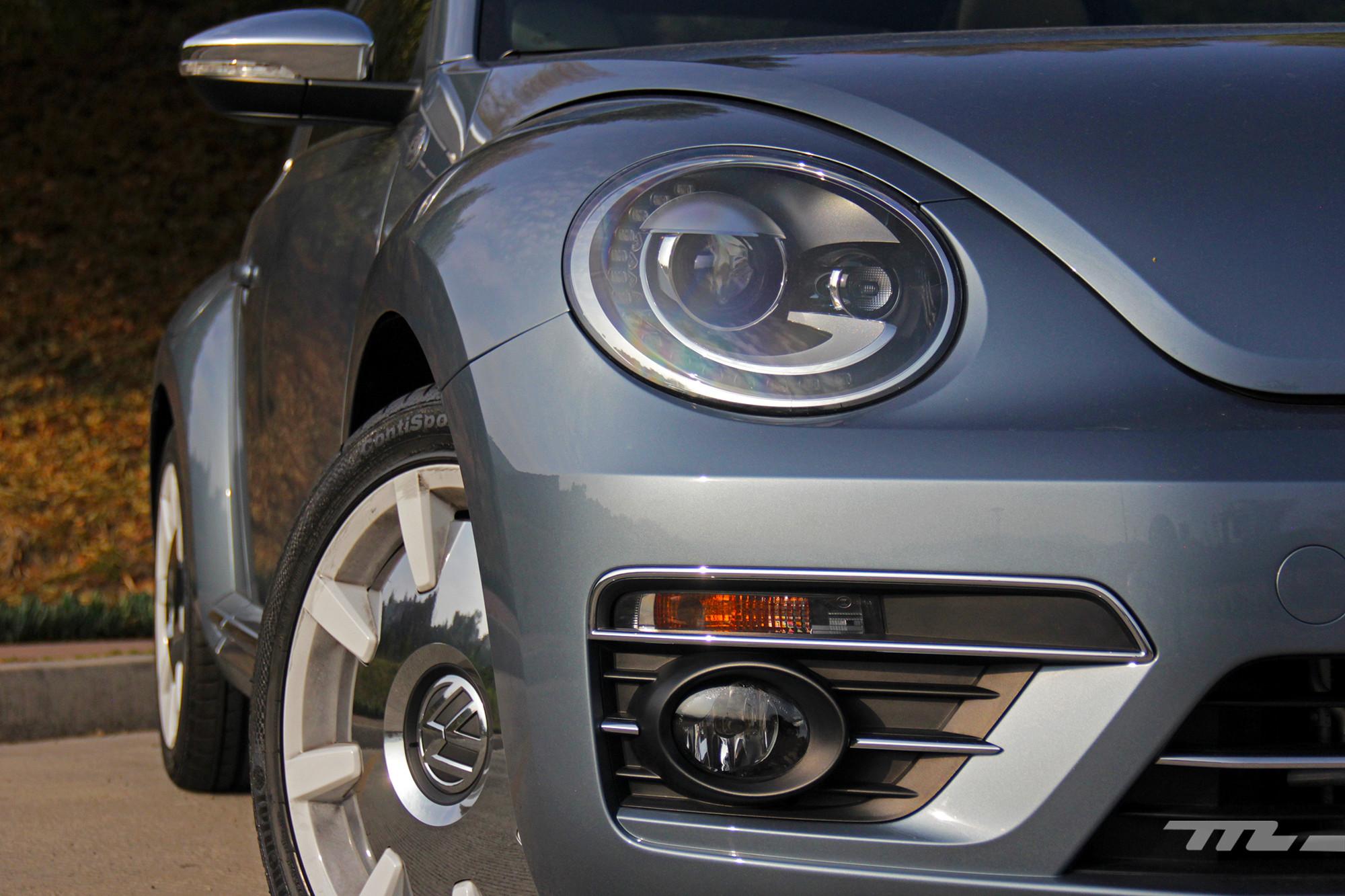 Foto de Volkswagen Beetle Final Edition 2019 prueba (3/25)
