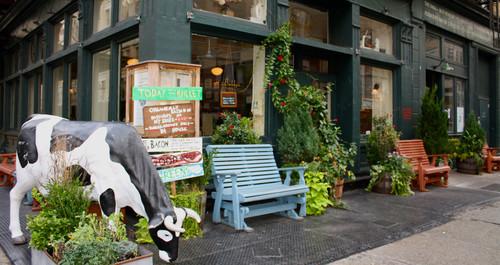 Nueva York está de moda, y estos 5 restaurantes así lo demuestran