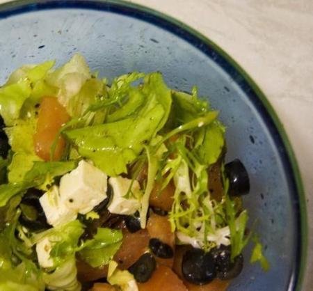 Alimentación saludable en primavera: ensaladas completas