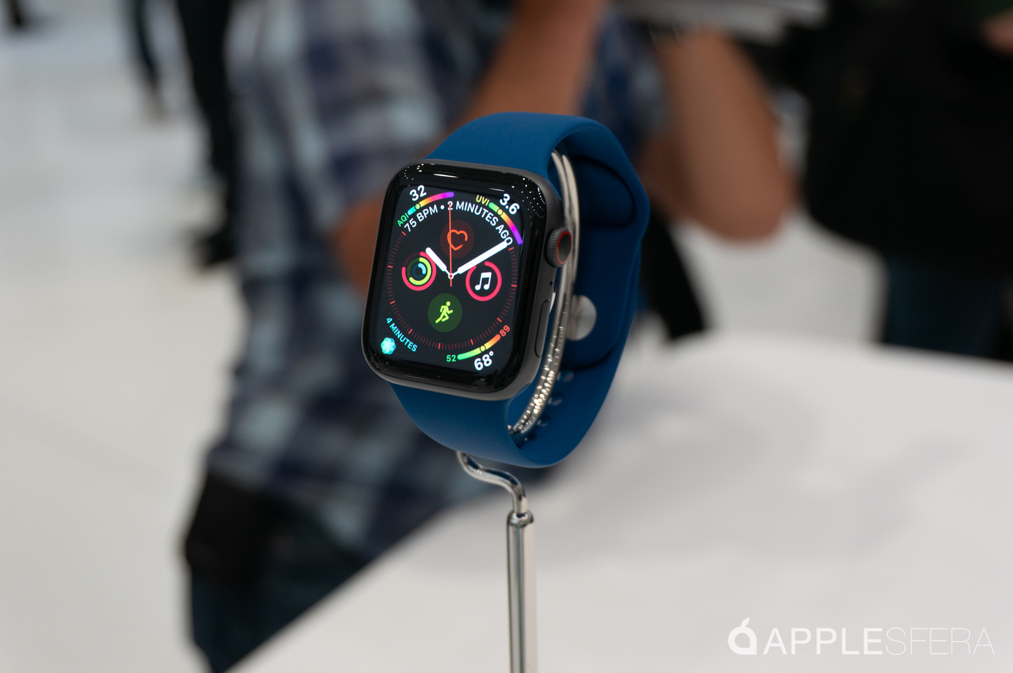 Foto de Apple Watch Series 4, iPhone XS, iPhone XS Max y iPhone XR (14/41)