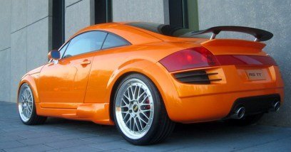 "Audi RS TT ""orange"", por PPI"