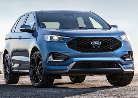 Ford Edge 2019: versiones y equipamiento en México