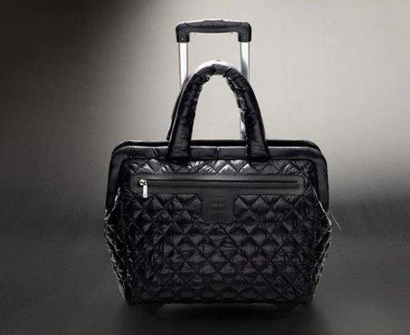 Trolley Chanel de la nueva Colección Coco Cocoon