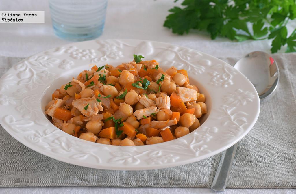 Menú de batch cooking para resolver tus comidas semanales en un par de horas