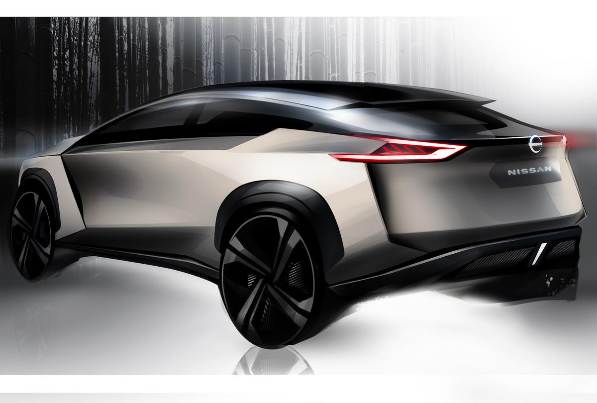 Foto de Nissan IMx Kuro concept (2/10)