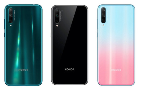 Honor 30i Colores