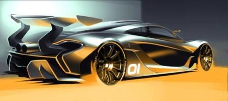 El McLaren P1 GTR es, posiblemente, el coche de tus sueños