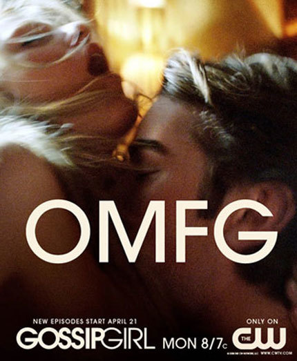 'Gossip Girl' volverá a The CW el 21 de abril, calentando el ambiente...