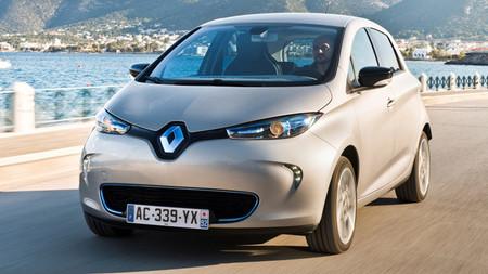 Renault Zoe, ahora con más autonomía