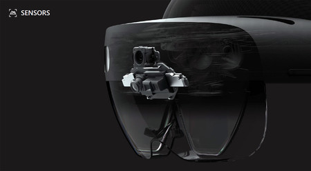 Hololens 2 Sensores