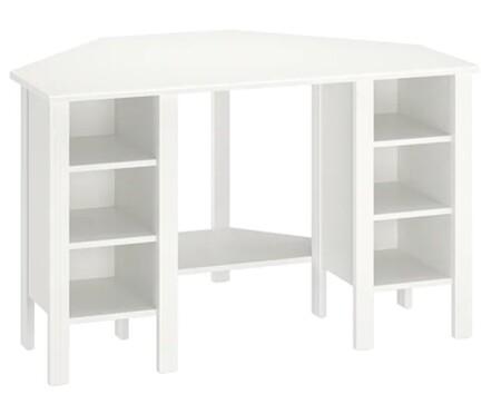 Mesa de escritorio de esquina Ikea