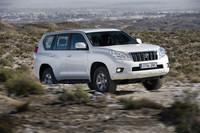 Toyota también llama a revisión al Land Cruiser