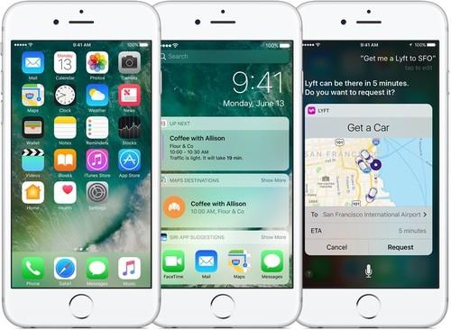 iOS 10 ya está disponible para descargar en México