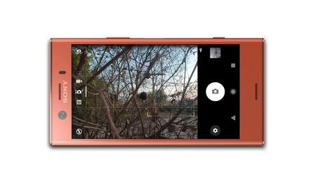 Sony Xperia Xz1 Interfaz Camara