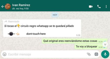 WhatsApp para Android ya te avisa si te mandan mensajes reenviados