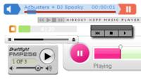 10 reproductores de audio en streaming en Flash