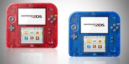 Nintendo vuelve a sus orígenes con los dos nuevos colores para Nintendo 2DS