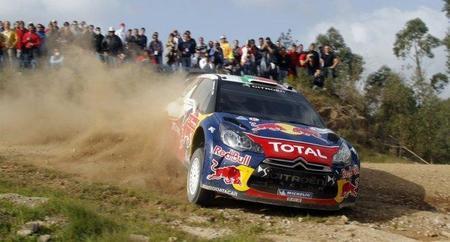 Rally de Portugal 2011: Sébastien Ogier gana en una etapa de trámite