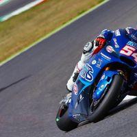Mattia Pasini pierde un puesto en la general de Moto2 tras su descalificación del GP de Catalunya