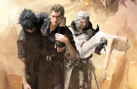 El nuevo tráiler de Final Fantasy XV: Episode Ignis adelanta las habilidades de Iggy en combate ... ¿Y en la cocina?