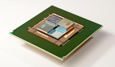 Esta singular batería refrigera los procesadores mientras los alimenta