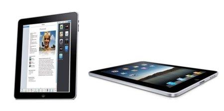 Patente muestra iWeb funcionando en el iPad ¿no empezáis a echar en falta algo?