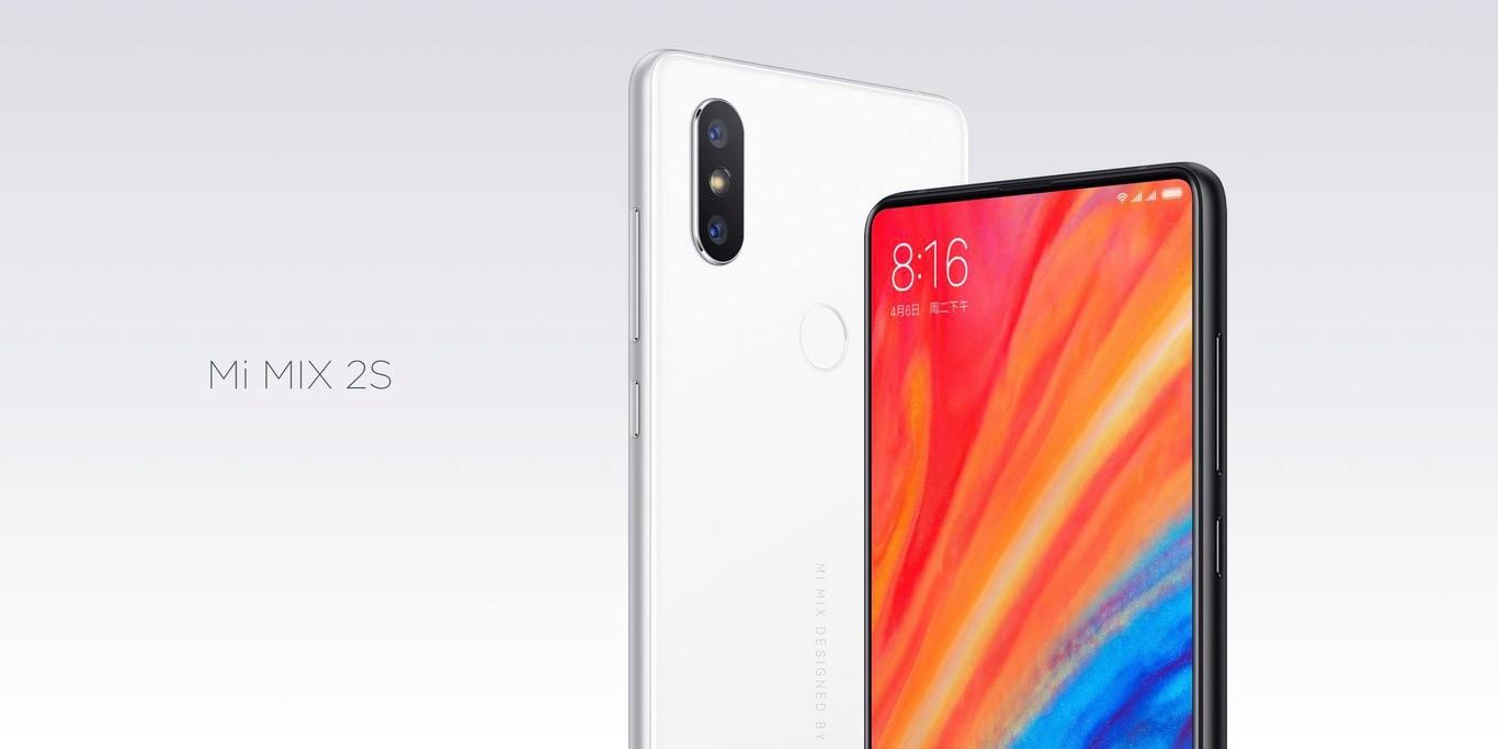 bf5a7b891cc Oferta Flash  Xiaomi Mi Mix 2s de 64GB por 305 euros y envío gratis desde  España