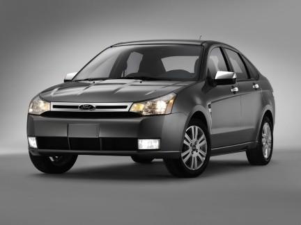 Ford Focus 2008, un vistazo a la versión americana