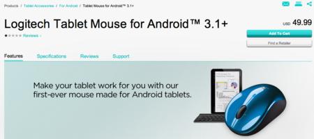 Logitech Tablet Mouse