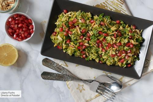 17 recetas saludables, fáciles y rápidas con granada, la fruta del otoño