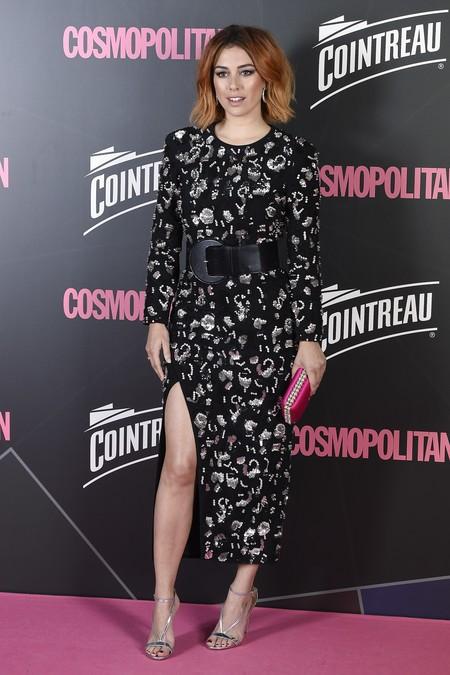 premios cosmopolitan 2017 alfombra roja look estilismo outfit Blanca Suarez