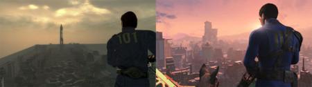 Fallout Comparacion