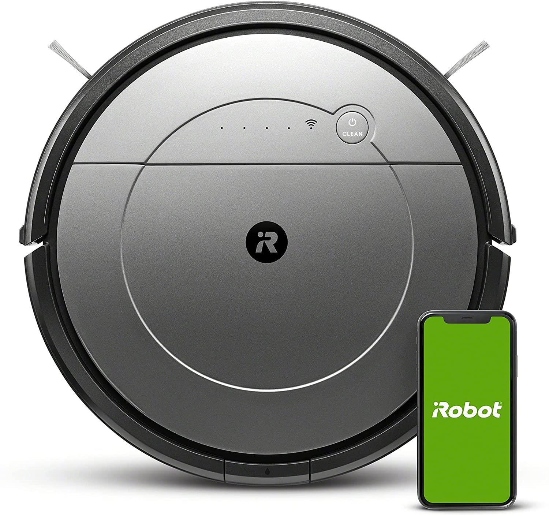 Robot aspirador y friegasuelos iRobot Roomba Combo