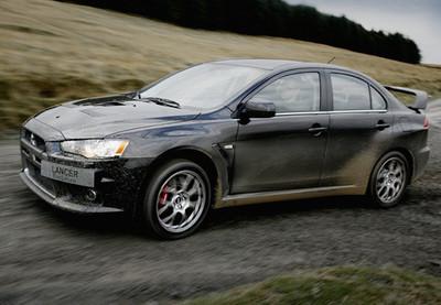 El Mitsubishi Evo será reemplazado por un SUV