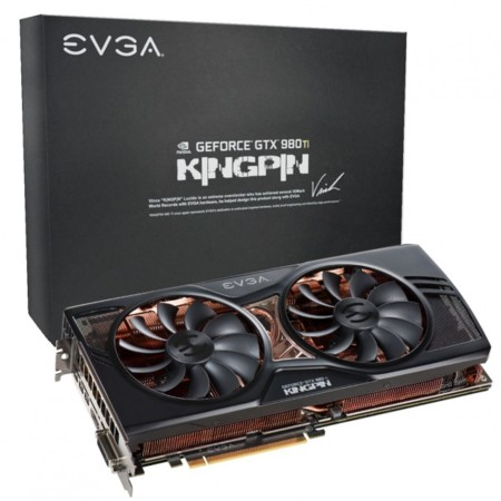 Evga Geforce Gtx 980ti Kingpin Empaque
