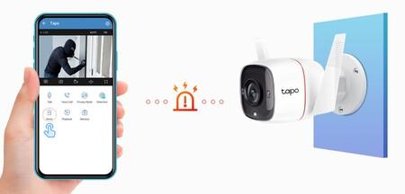 Nueva TP-Link Tapo C310: precio, características y disponibilidad en México de la cámara de seguridad para exteriores