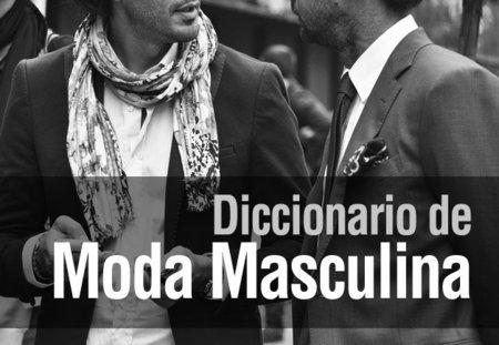 diccionario moda