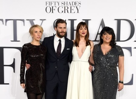 'Cincuenta sombras de Grey', E.L. James exige escribir el guion de la secuela