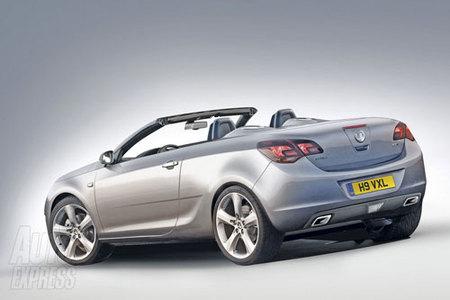 Opel Astra Roadster, recreaciones y detalles