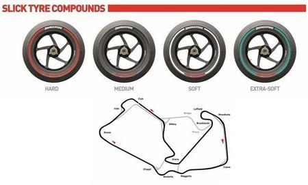 MotoGP Gran Bretaña 2014: análisis del circuito y neumáticos Bridgestone disponibles
