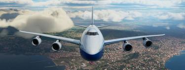 Encuentre su hogar en Microsoft Flight Simulator o vuele a cualquier lugar automáticamente