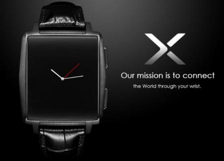Omate X, el smartwatch que quiere competir con elegancia a bajo coste