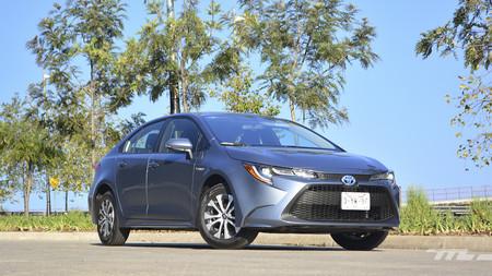 Toyota Corolla Hv