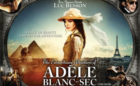 Cómic en cine: 'Adèle y el misterio de la momia', de Luc Besson