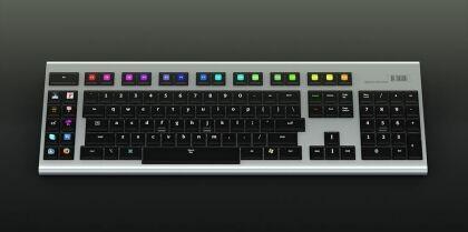 Novedades del teclado Optimus desde el CeBIT